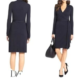 NWOT DVF Diane Von Furstenberg Jeanne Wrap Dress